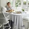 Provence Stripe Seat Pad