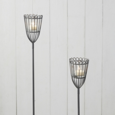 Torch Lanterns - Set of 2