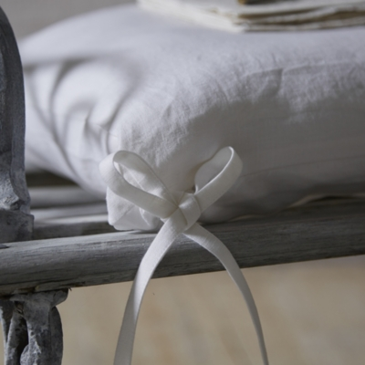 Vintage Washed Linen Seat Pad