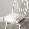 Whitstable Stripe Seat Pad