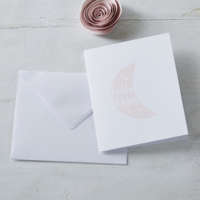 Baby Girl's Card