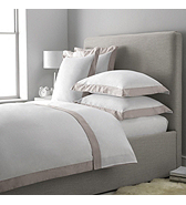 Genoa Bed Linen Collection - Rose