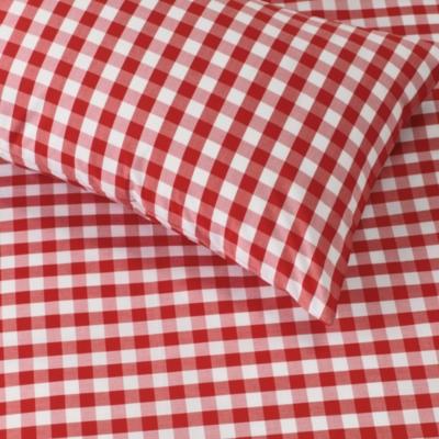 Gingham Standard Pillowcase