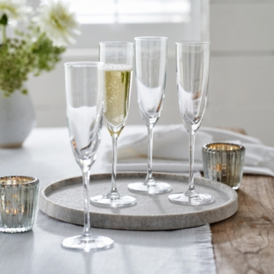 Image of Belgravia Champagne Flute - Set of 4