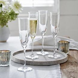 Belgravia Champagne Flute - Set of 4