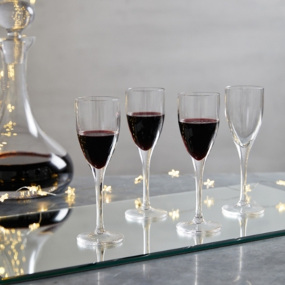 Mini Port Glasses – Set of 4