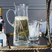Glass Jug with Stirrer