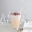 Tapered Glass Jug With Stirrer