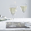 Fine Stem White Wine Glass - Set Of 2