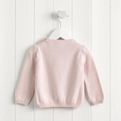 Sparkle Heart Sweater