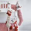 Gingham Stocking
