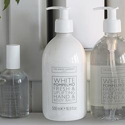 White Pompelmo Hand & Body Balm