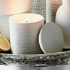 White Pompelmo Candle