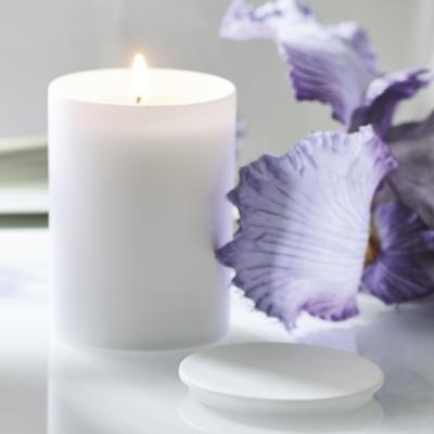 Iris Candle
