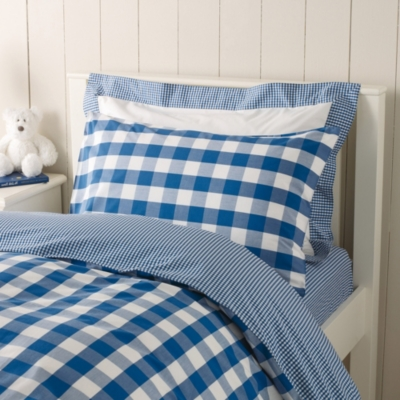 Gingham Bed Linen Collection