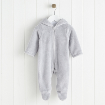 Fleece Romper