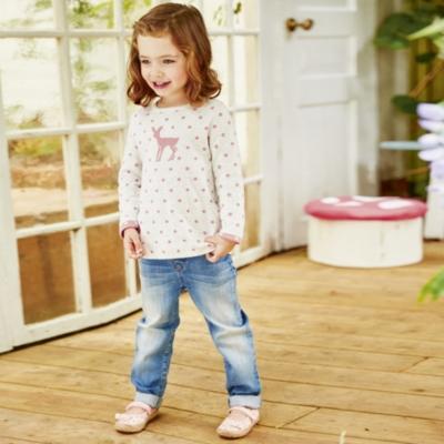 Girls' Skinny Jeans (1-5yrs)