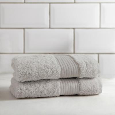Guest Towel Bundles - Pearl Gray