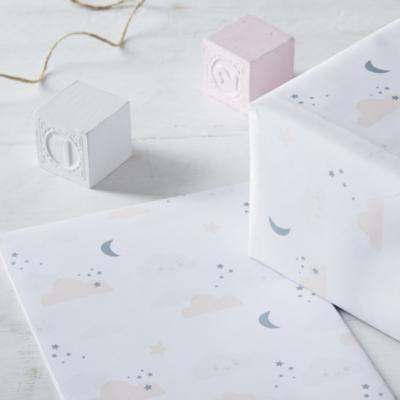 Image of Baby Girl's Gift Wrap