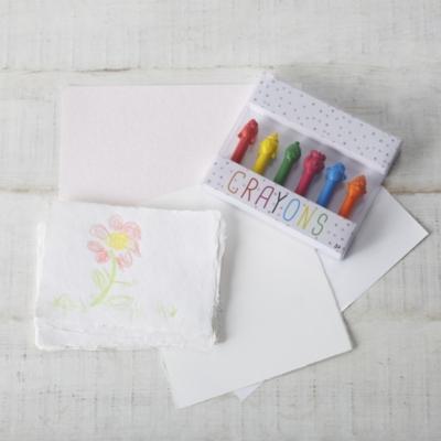 Girls Crayons