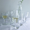 Glass Carafe and Tumbler
