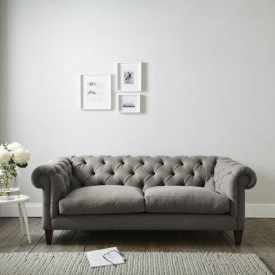 Hampstead Cotton Sofa - 3 Colours