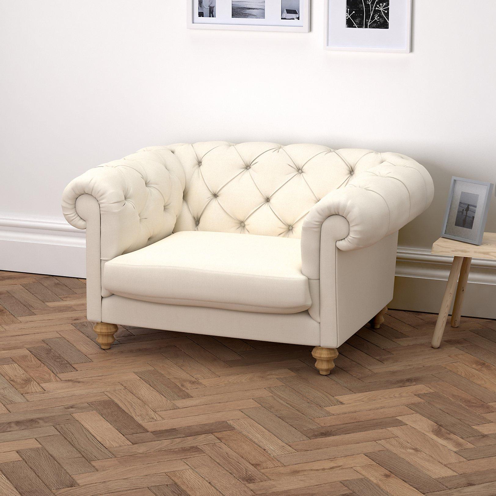 Petition Edward Luvs White Sofa: Sofa White Kompact 3 Seater Sofa Struc