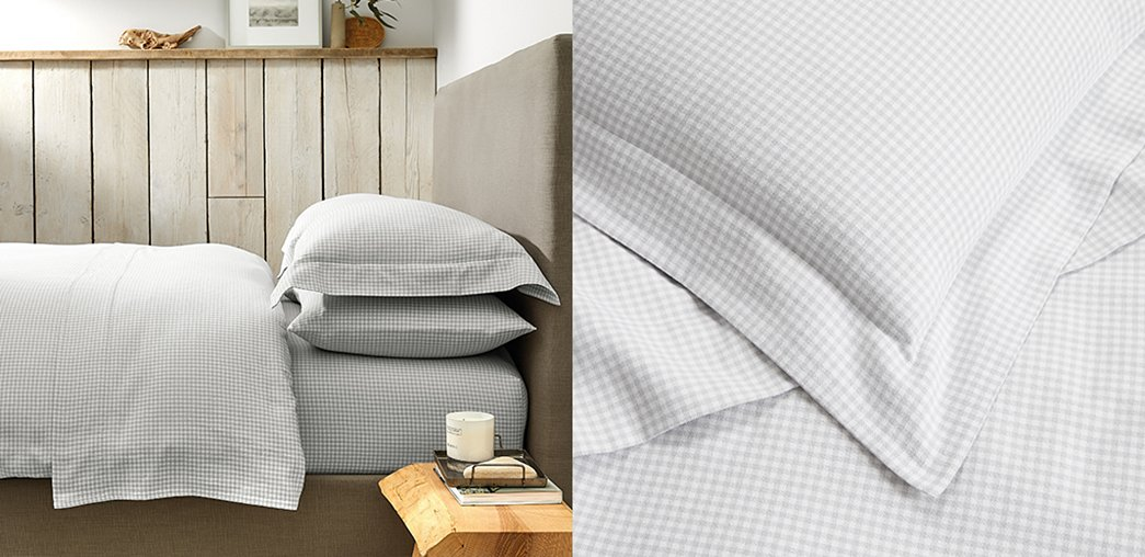 Harrington Bed Linen Collection