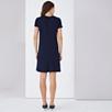 Hem Detail Jersey Dress