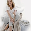 Herringbone Pajama Bottoms