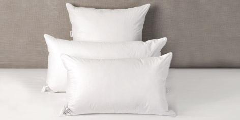 Memory Microfibre Pillows