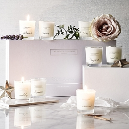 Votive Candle Collection – Set of 8