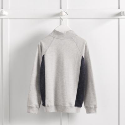 Half Zip Sweatshirt  (4-10yrs)