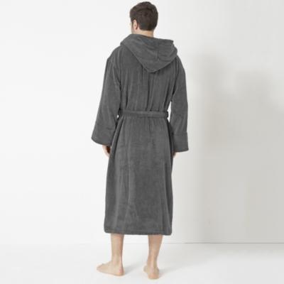 Unisex Hooded Hydrocotton Robe