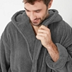 Unisex Hooded Hydrocotton Robe