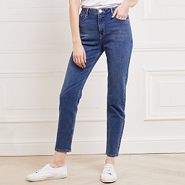 Harrogate High Rise Relaxed Jeans