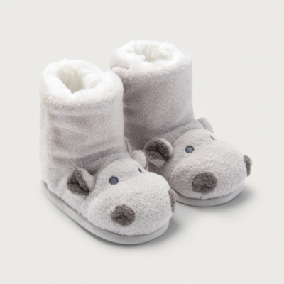 Hippo Booties - The White Company
