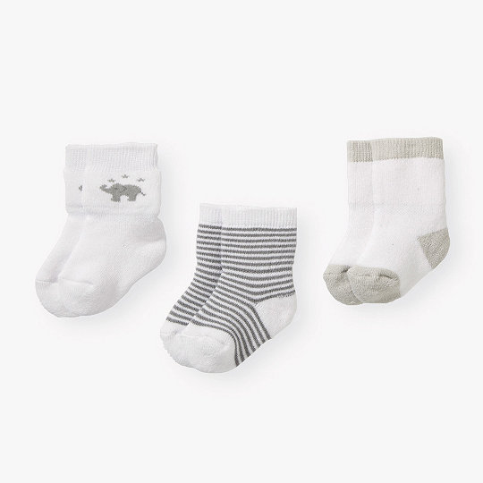 Elephant Star Baby Socks Children S Baby Sale The White Company Uk