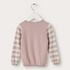 Heart Stripe Sweater