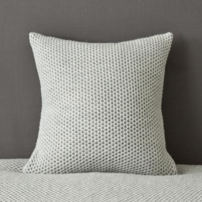 Holkham Cushion Cover - Seafoam