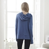 Hooded Pocket Top - Admiral