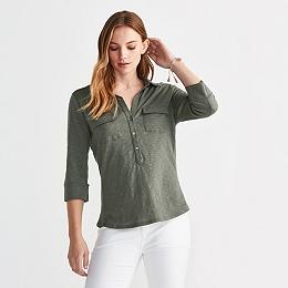 Jersey Shirt - Sage