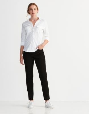 Jersey Shirt - White
