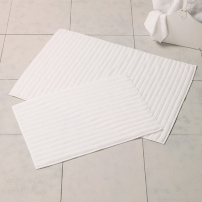 Hydrocotton Bath Mat - White