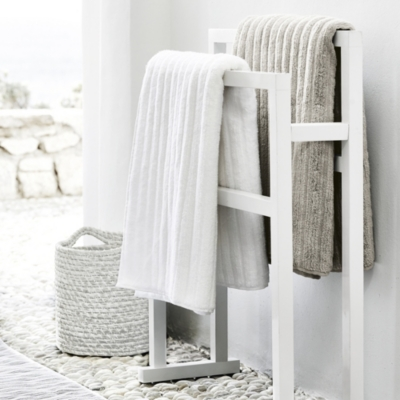 Hydrocotton Towels - White