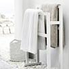 Hydrocotton Face Cloth - White