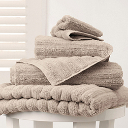 Hydrocotton Towels - Nude