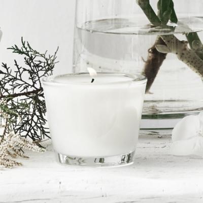 White Hyacinth Votive