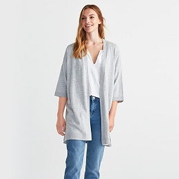 Half Sleeve Cardigan
