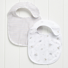 Hide and Seek Bibs 2 Pack